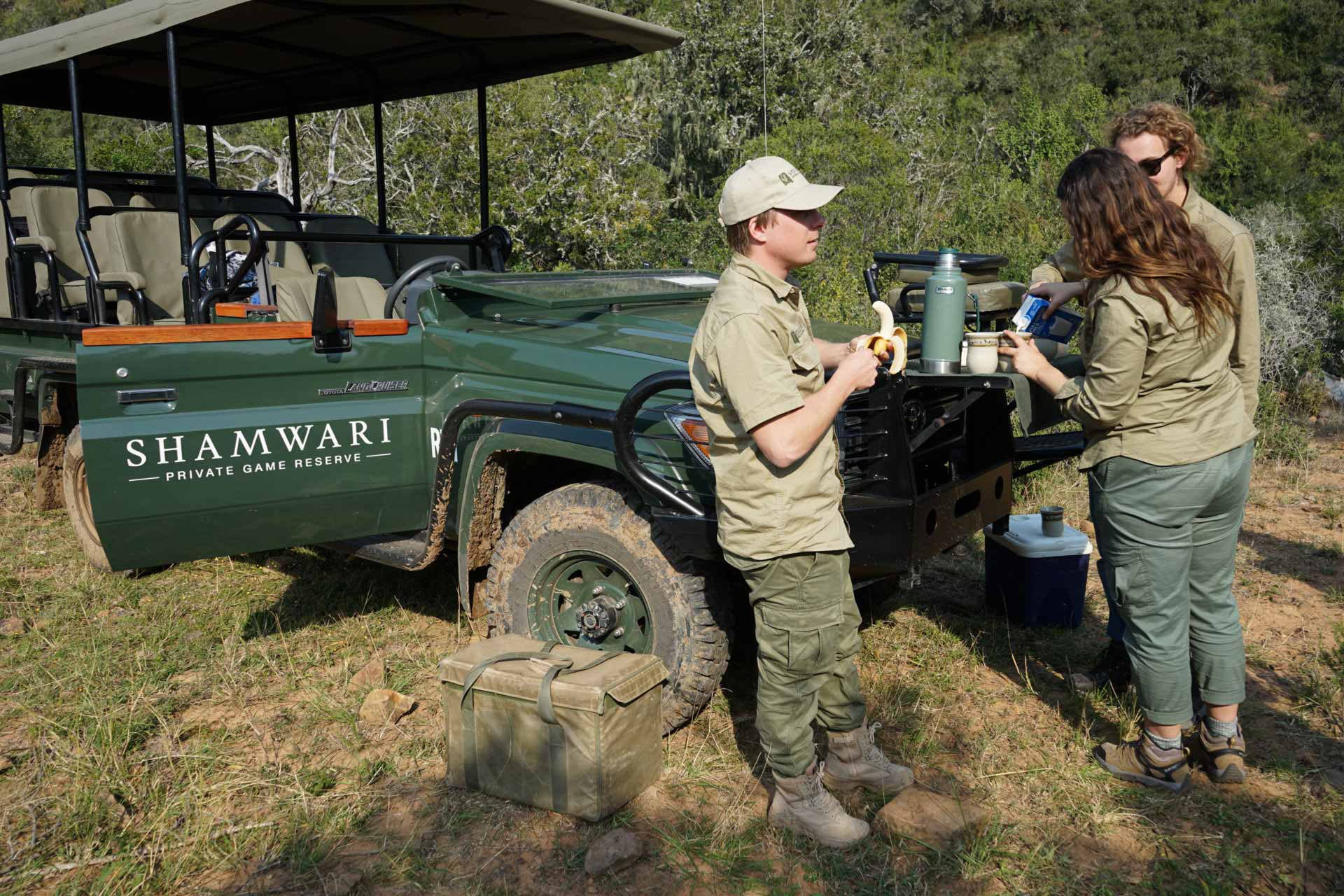 Ranger Diaries - Bush Breakfast
