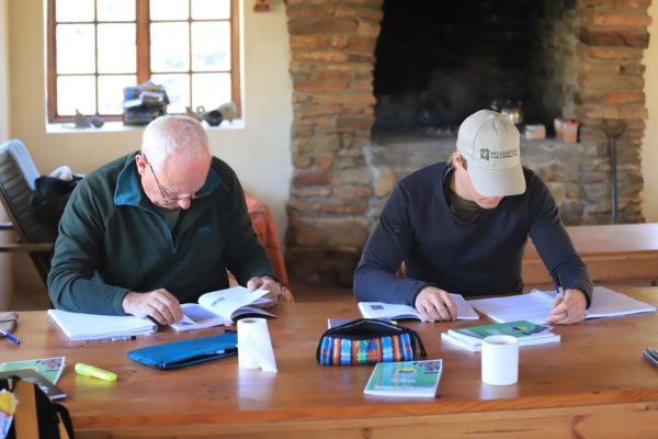 Ranger Diaries - Working Hard!
