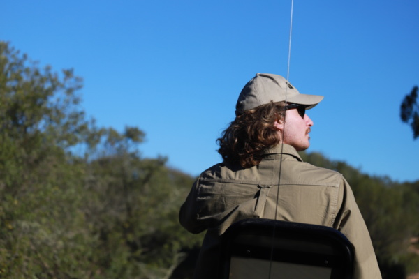 Ranger Diaries - In the hot seat