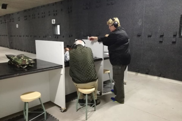 Ranger Diaries Rifle Training