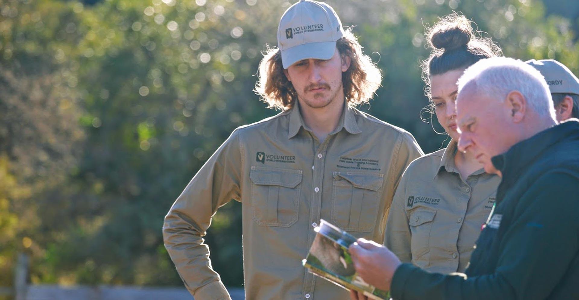 Ranger Diaries - Bush Learning