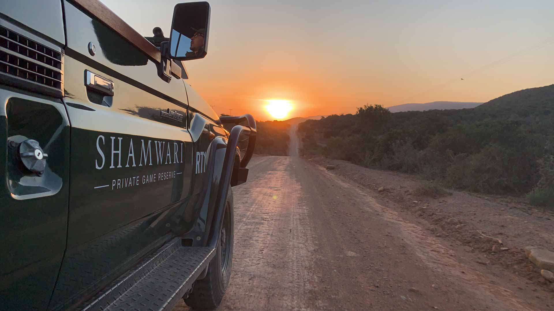 Ranger Diaries - Sunset Drives